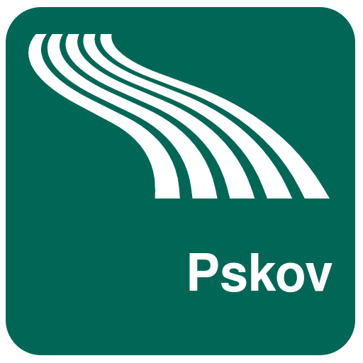 Pskov Map offline file APK for Gaming PC/PS3/PS4 Smart TV