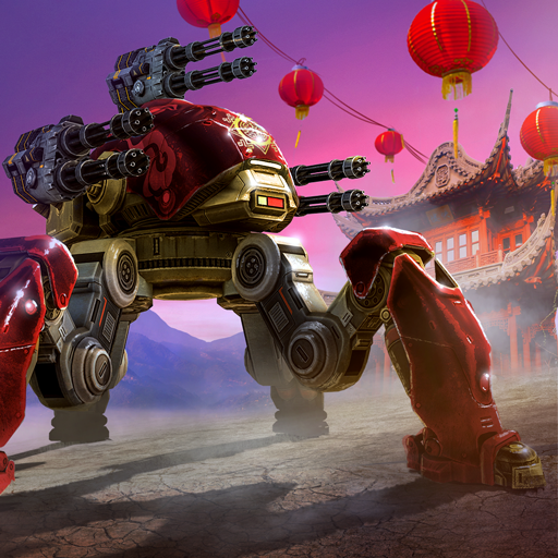 War Robots tactische 6v6-multiplayergevechten