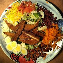 Photo: #food #instagood #igers #like #salad #ensalada #comida #delicioso #happy