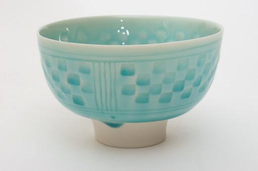 Peter Wills Porcelian Bowl 107