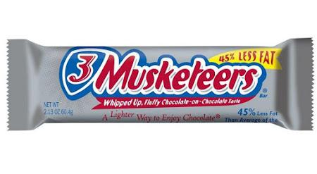 3 Musketeers Bars Recipe