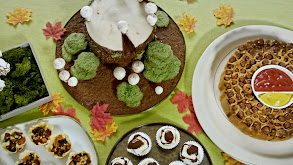 The Winter Woodland Mushroom Cake thumbnail