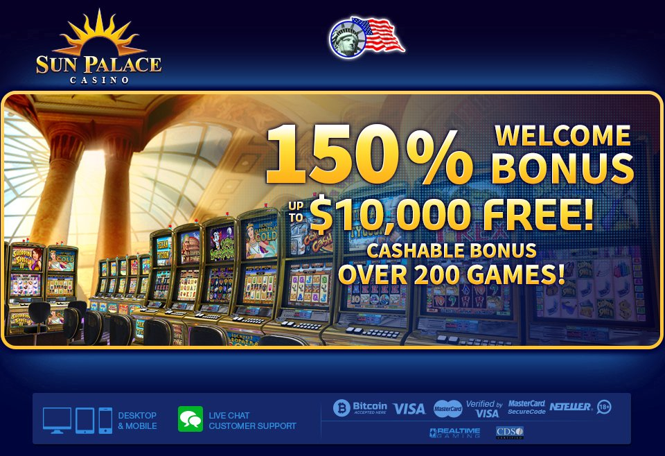 sun palace casino bonus codes sunpalace