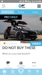 Vehicle Virgins - náhled