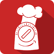 kitchen timer app :  professional cooking timer