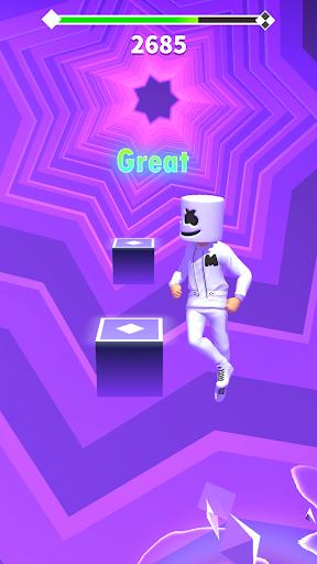 Marshmello Music Dance 1.3.2 screenshots 4