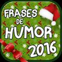 Frases humor Navidad Año Nuevo icon