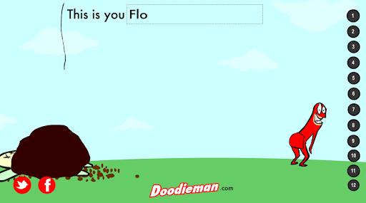 Doodieman Voodoo - FREE! screenshot 5