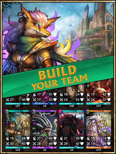 Gems of War - Match 3 RPG 3.3.008 screenshots 8