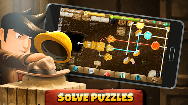 Diggy's Adventure APK screenshot thumbnail 4