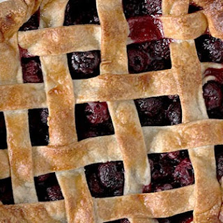 Classic Sweet Cherry Pie