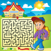 Educational Mazes for Kids