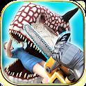 Dinosaur Hunter Dino City 2017 icon