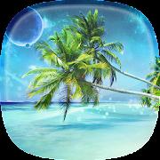 Island Beach Live Wallpaper