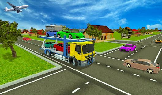 Car Transporter Cargo truck 2019 4