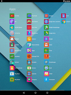 Metro UI Launcher 10 Screenshot