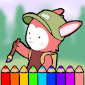 Coloring Book 4 Kids icon