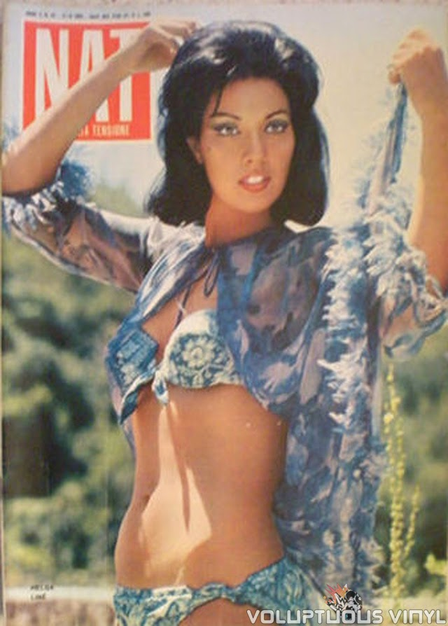 Helga Line NAT Magazine Cover