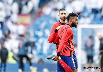 """Yannick Carrasco wil zo snel mogelijk weer voetballen: """"Thuis trainen zonder doel is moeilijk"""""""