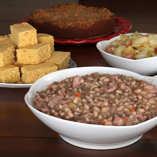 Spicy Southern Black-Eyed Peas.