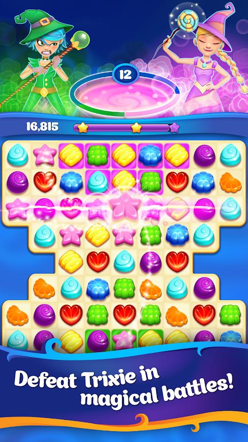 Crafty Candy - στιγμιότυπο οθόνης