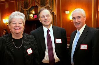 Photo: Judge Mary Ann Driscoll (Boston Municipal Court), Judge Tom Connors (Superior Court), and Judge Thomas Horgan (Boston Municipal Court).