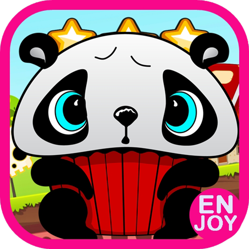 Panda Run And Jump Games Free 冒險 LOGO-玩APPs