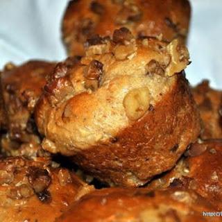 Bread Machine Apple Breakfast Buns.