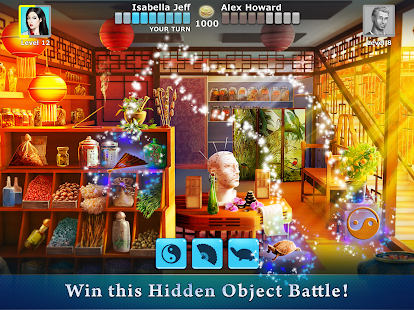? Hidden Objects: Competition with Friends - náhled