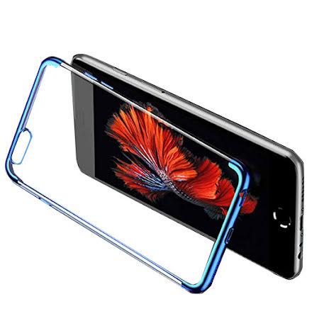 iPhone 5/5S - Stötdämpande Silikonskal (FLOVEME)