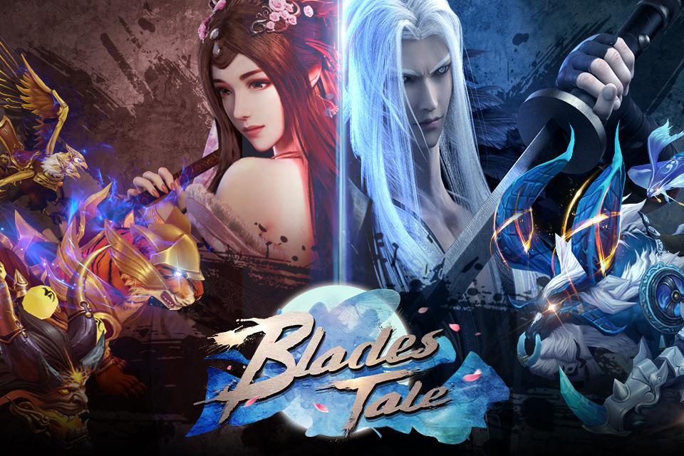 Blades Tale