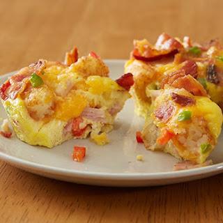 Loaded Omelet Bites Recipe