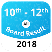Board Exam Results 2018, 10th & 12th Class Results