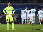 Gent loopt tegen zware achterstand aan tegen Wolfsburg maar houdt waterkans
