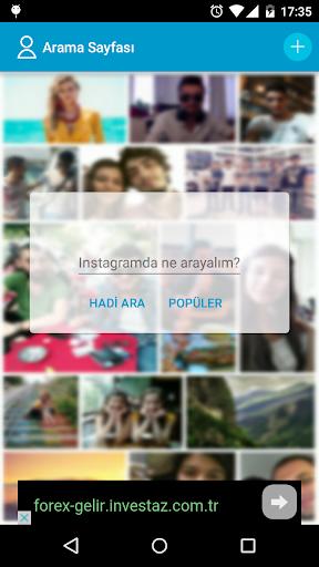 Insta-Storage for Instagram