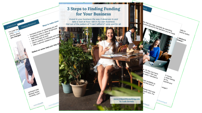 Find Funding in Your Business