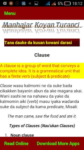 Mu koyi Turanci screenshot 6