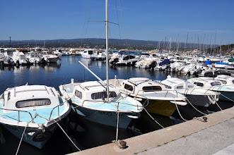 Photo: Sur le sentier littoral entre Saint-Cyr et Bandol (La Madrague)