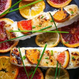 Roasted Fish with Citrus Recipe