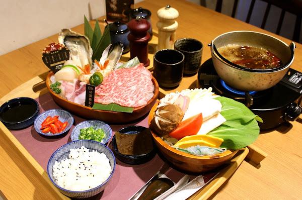 【食    東港強和牛燒肉】就是要吃「海鮮頂級和牛」搭配麻辣鍋,日本A5頂級和牛油花瞬間化開~超美味