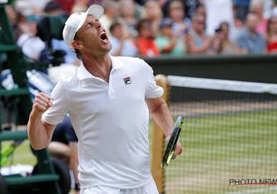 Querrey fier de son parcours à Wimbledon