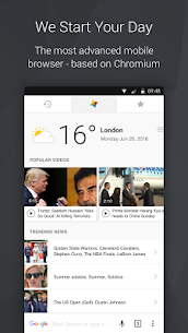 START Internet Browser App Latest Version Download For Android 1
