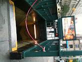 Photo: Subway. Closed