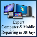 Expert Computer & Mobile Repairing in 30 Days icon