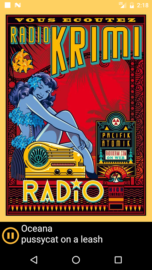Radio Krimi- screenshot