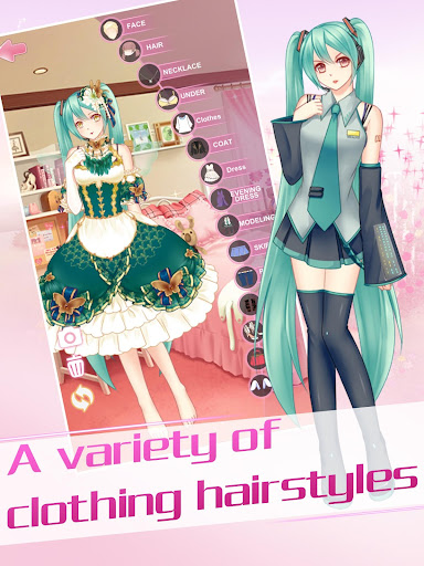 Code Triche Marry me dress up APK MOD screenshots 5