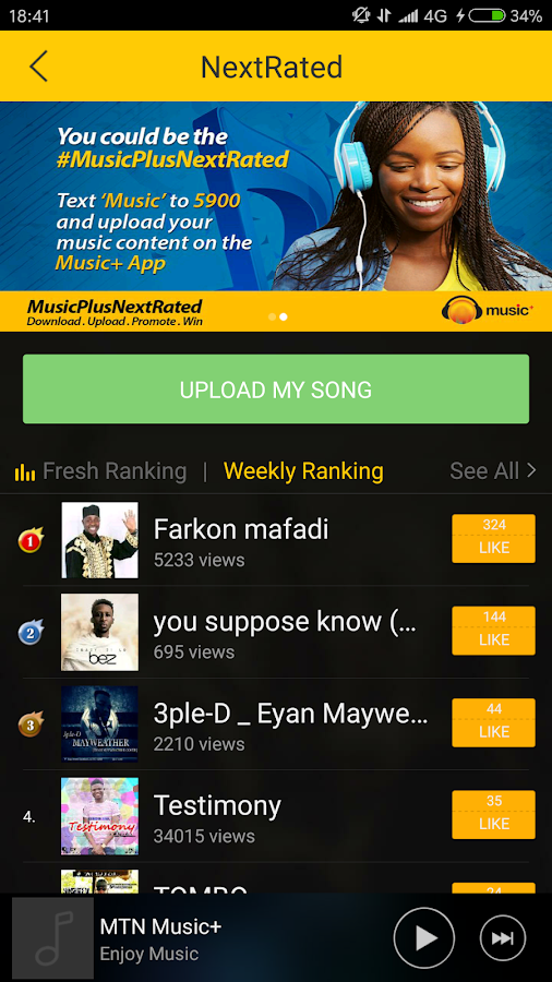 Music Plus- screenshot
