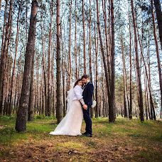 Wedding photographer Viktor Ilyukhin (Vitayr). Photo of 29.10.2017