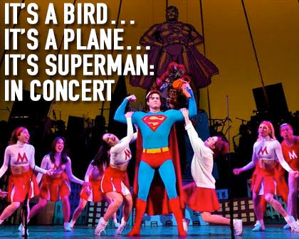 It's a Bird...It's a Plane...It's SUPERMAN!