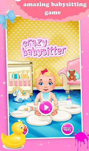 Baby Caring Bath And Dress Up Baby Games 12.0 screenshots 1